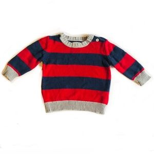 🧣2/$10 The Children's Place Sweater 6-9 months